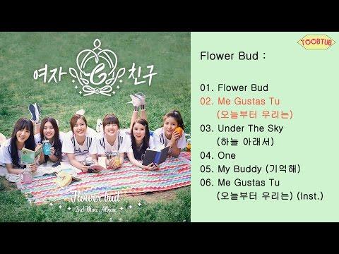 [Full Album] GFRIEND (여자친구) - Flower Bud [2nd Mini Album]