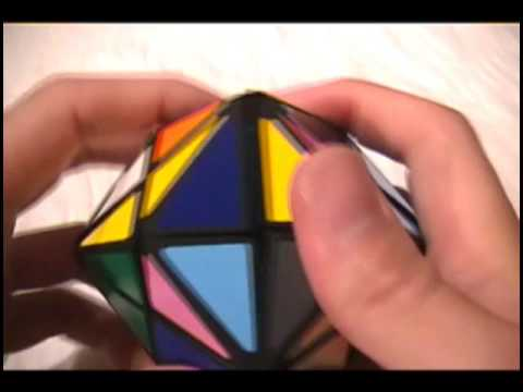 Dino Rhombic Dodecahedron #2