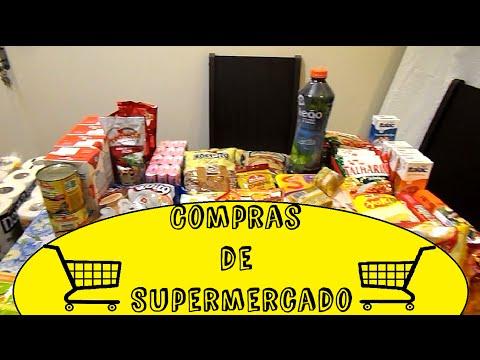 Compras de Supermercado ♥ - Casando aos Dezoito ♥