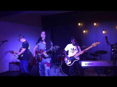 Favorite Liar - The Upside Down - No Future Cafe - 12/2/16