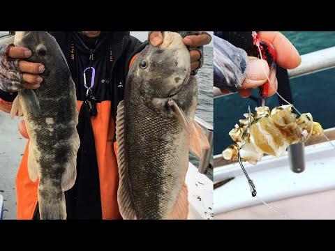 Tautog Jig - NJ Blackfishing 2018
