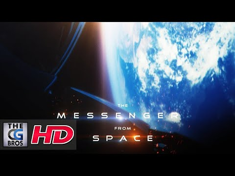 "CGI VFX Proof of Concept: ""The Messenger from Space"" - by Abhimanyu Tanwar"