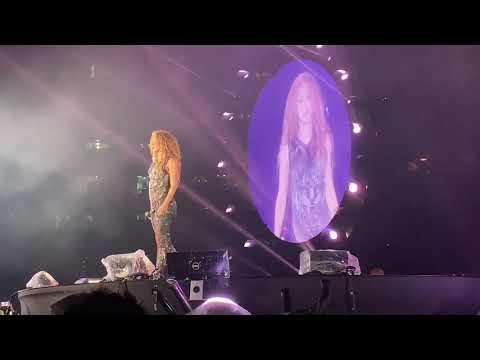 Shakira Mexico CDMX Estadio azteca 11 octubre 2018 parte 1