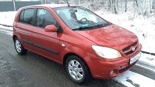 Тест-драйв от Таджика.Hyundai Getz/Гетц.Неубиваемая машина!
