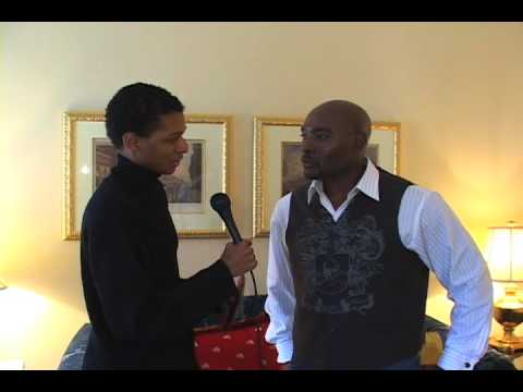 Morris Chestnut Exclusive PERFECT HOLIDAY