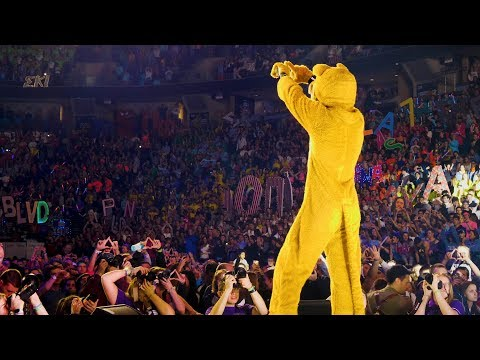 Scenes from Penn State's Thon 2019 finale, Video