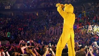 Scenes from Penn State's Thon 2019 finale