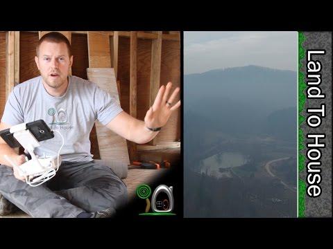 Fires, Lumber, and Pump Parts - Weekly Vlog 3