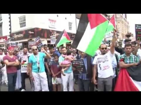Free Free Palestine Northampton