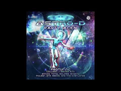 Astro-D - Party Alien [Full Album]