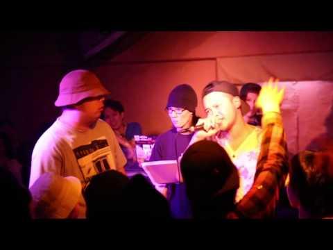 戦極MC BATTLE外伝 TOKYO NAIKA杯(14.6 .21) @公式ダイジェスト