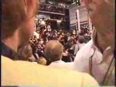 Democratic National Convention 1996 Chicago Part Two
