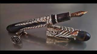 """Custom Pen """"Legend"""" - Garcia-Deschacht Exclusive Custom Pens"""