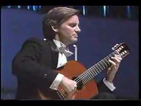 Christopher Parkening - Spanish Dance No. 1 (Duet)