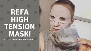 mask monday refa high tension mask