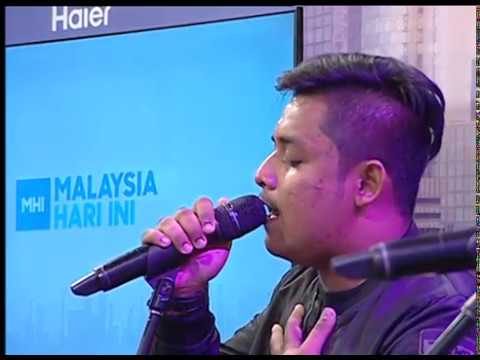 MHI TV3 - ONE AVENUE BAND - IZINKAN (COVER : ADEEP NAHAR)