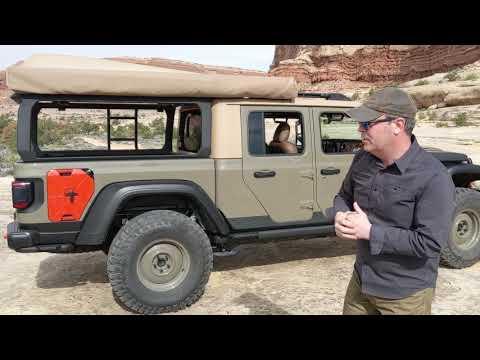 The Jeep Gladiator Wayout