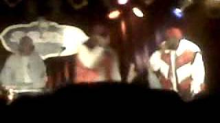 Cappadonna - Slang Editorial Live @ BB Kings 2010
