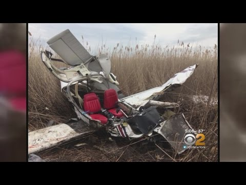 One Dead, Another Critical In CT Plane Crash
