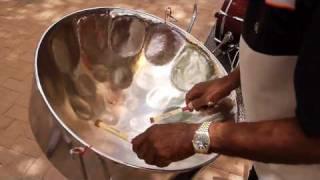 Steel pan band Curacao .mov