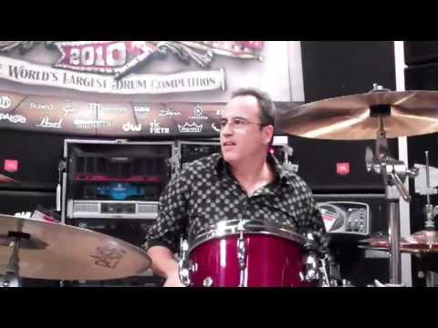 Mike Miulli Guitar Center Drum Off
