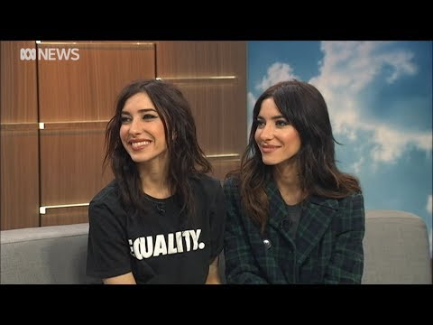 Interview with Jess and Lisa from The Veronicas