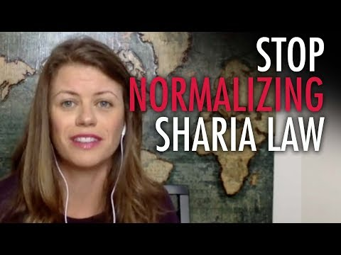 "CBC calls sharia law ""nothing to fear"""