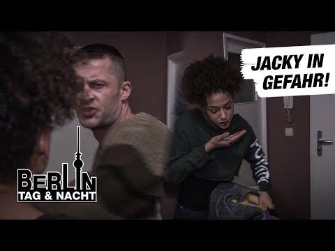 Berlin - Tag & Nacht - Jacky wird blutig geschlagen! #1623 - RTL II