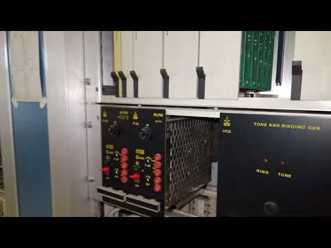 Walk through the old PBX