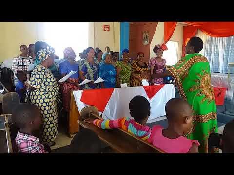 HUPCSA Choir #Africaday
