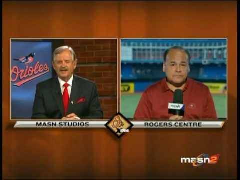Tom and Rick ask Joe Angel about the Orioles' starting pitching ...