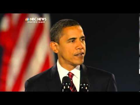 Hope & Change Flashback: America Isn