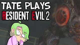 Tate plays Resident Evil 2 - I'M SCARED