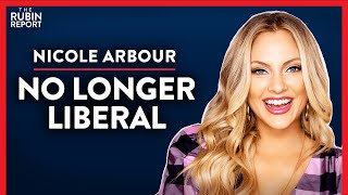 How This Liberal Comedian Became A Trump Supporter (Pt. 1) | Nicole Arbour | COMEDY | Rubin Report
