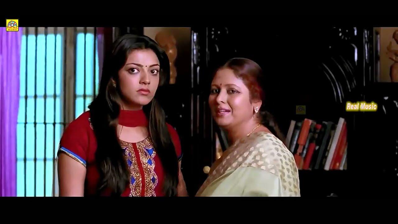 Ravi Teja ,Kajal Agarwal Super Scene | Tamil Dubbed Movie Scene | Super Love Scene | HD Movie Scenes