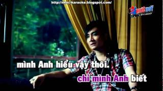Quang Man Tim Lai Hanh Phuc KARAOKE