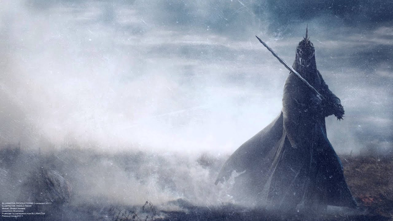 Nazgul Theme Lord Of The Rings Hobbit Youtube