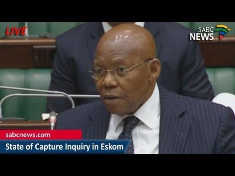 Eskom Inquiry, 07 March 2018