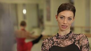 Pedagog tańca - kreatywny zawód z przyszłością (film o studentach kierunku taniec AHE w Łodzi).