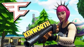 FAZE KENWORTH? - Fortnite: Battle Royale DUOS WIN w/ Faze Dirty! | TBNRKENWORTH