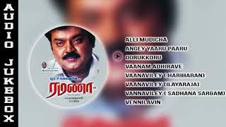 Download lagu Ramana Vijayakanth Simran Audio jukebox MP3