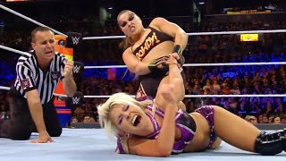 Ronda Rousey And The Muppet Show