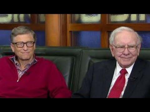 Buffett, Gates talk tech at Berkshire Hathaway annual meeting