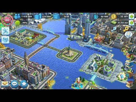Sims City Build