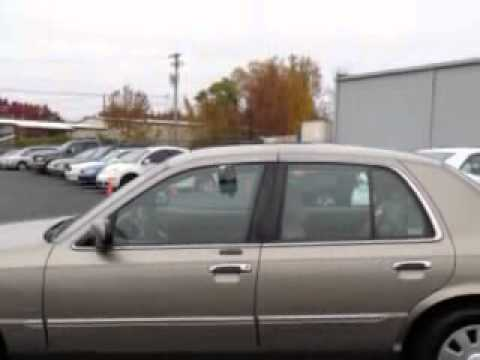 2003 Mercury Grand Marquis Grayson Hyundai Knoxville Tn