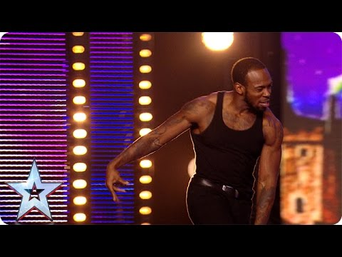 Stephen teaches Godson a new dance move | Britain's Got More Talent 2016