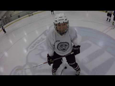 GoPro hockey drop in