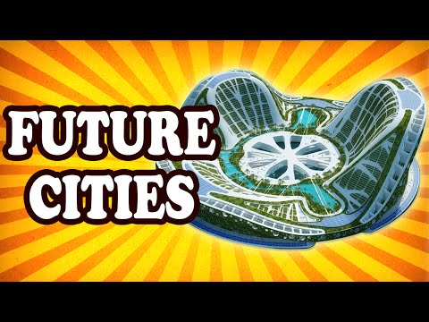 Top 10 Cities Of The Future — TopTenzNet