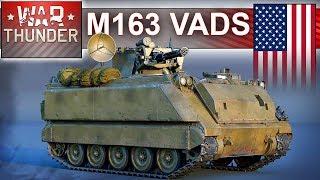 M163 Vulcan -Tak wygląda nocna bitwa w War Thunder