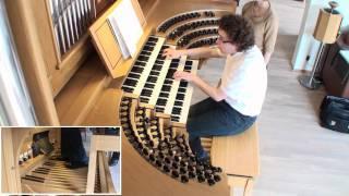 Charles Marie Widor: Symphonie No 5: Allegro vivace